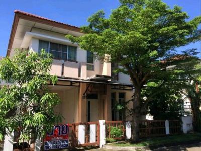 บ้านแฝด 2750000 กรุงเทพมหานคร เขตคลองสามวา สามวาตะวันตก