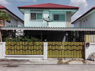 บ้านเดี่ยวสองชั้น 2890000 กรุงเทพมหานคร เขตหนองจอก คู้ฝั่งเหนือ