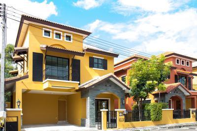 บ้านเดี่ยว 4200000 เชียงใหม่ สันทราย หนองจ๊อม