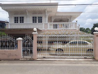 บ้านเดี่ยวสองชั้น 4700000 กาญจนบุรี เมืองกาญจนบุรี บ้านใต้