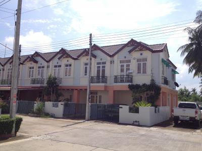 ทาวน์เฮาส์ 1300000 ราชบุรี โพธาราม บ้านสิงห์