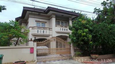 บ้านเดี่ยว 2950000 กรุงเทพมหานคร เขตหนองจอก ลำผักชี