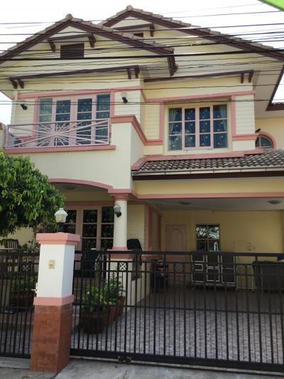 บ้านเดี่ยว 35000 นนทบุรี ปากเกร็ด บ้านใหม่