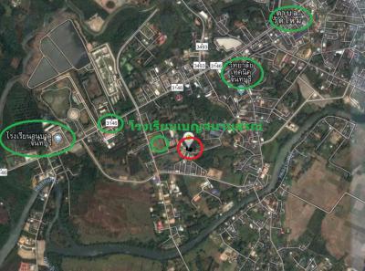 ที่ดิน 2412500 จันทบุรี เมืองจันทบุรี ตลาด