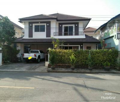 บ้านเดี่ยว 4650000 นนทบุรี บางบัวทอง พิมลราช