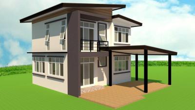 บ้านเดี่ยว 2690000 เชียงใหม่ เมืองเชียงใหม่ ป่าแดด