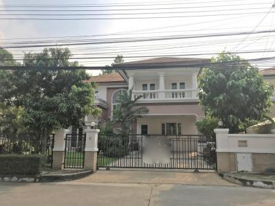 บ้านเดี่ยว 16900000 นนทบุรี ปากเกร็ด บางตลาด