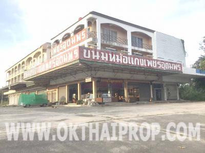 อาคารพาณิชย์ 12000000 เพชรบุรี เมืองเพชรบุรี หัวสะพาน