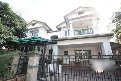บ้านเดี่ยว 12500000 นนทบุรี ปากเกร็ด บางตลาด