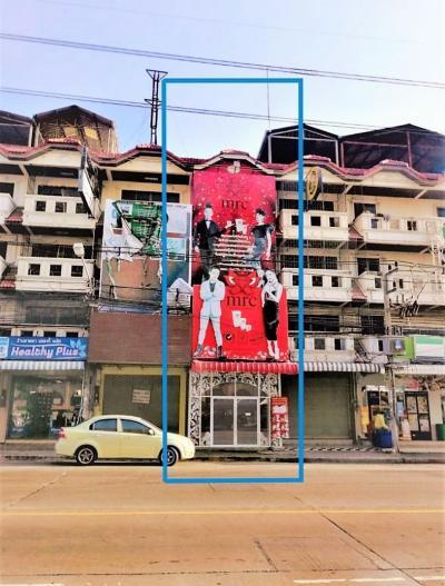 อาคารพาณิชย์ 8500000 ชลบุรี สัตหีบ บางเสร่