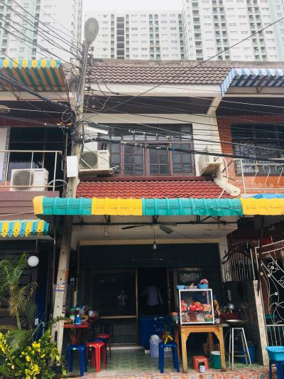 อาคารพาณิชย์ 2450000 ชลบุรี บางละมุง นาเกลือ