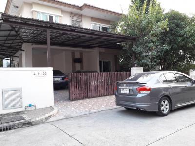 บ้านเดี่ยว 4050000 กรุงเทพมหานคร เขตคลองสามวา บางชัน