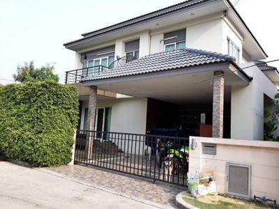 บ้านเดี่ยว 5400000 ปทุมธานี ธัญบุรี รังสิต