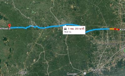 ที่ดิน 1686000 ราชบุรี บ้านโป่ง เขาขลุง