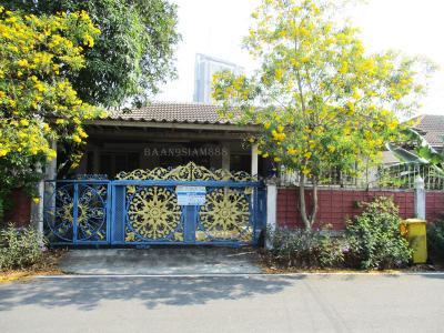 บ้านเดี่ยว 3800000 นนทบุรี เมืองนนทบุรี บางรักน้อย