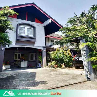 บ้านเดี่ยว 6650000 นนทบุรี ปากเกร็ด บางตลาด