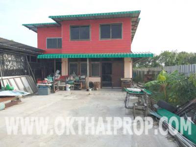 บ้านเดี่ยว 3800000 ปทุมธานี หนองเสือ บึงบอน