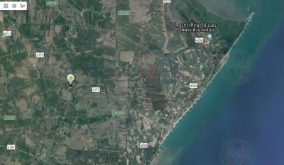 ที่ดิน 2500000 เพชรบุรี เมืองเพชรบุรี หาดเจ้าสำราญ