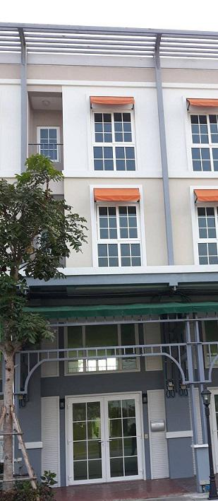อาคารพาณิชย์ 19000 สมุทรปราการ กิ่งอำเภอบางเสาธง บางเสาธง