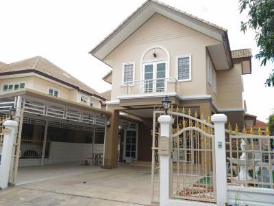 บ้านเดี่ยว 24200 ปทุมธานี ธัญบุรี บึงยี่โถ