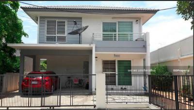 บ้านเดี่ยว 4500000 นนทบุรี บางใหญ่ เสาธงหิน