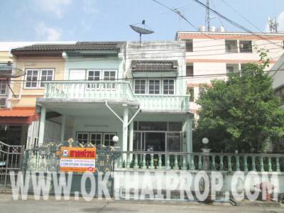 บ้านแฝด 4200000 นนทบุรี เมืองนนทบุรี บางกระสอ