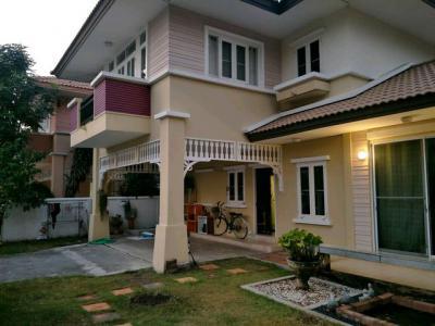 บ้านเดี่ยว 18000 ปทุมธานี ธัญบุรี บึงยี่โถ
