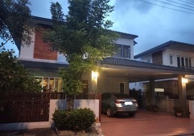 บ้านเดี่ยว 23000 กรุงเทพมหานคร เขตดอนเมือง สีกัน