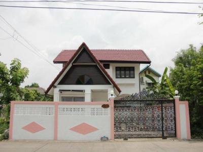 บ้านเดี่ยว 3500000 นนทบุรี ปากเกร็ด บ้านใหม่