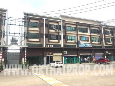 อาคารพาณิชย์ 5900000 นนทบุรี บางบัวทอง ละหาร