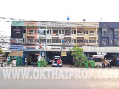 อาคารพาณิชย์ 3500000 นนทบุรี บางบัวทอง พิมลราช