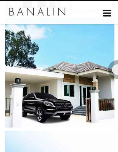 บ้านเดี่ยว 3600000 ลำปาง เมืองลำปาง ชมพู