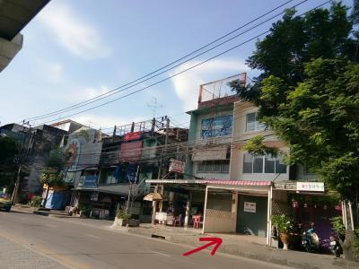 อาคารพาณิชย์ 7500000 นนทบุรี เมืองนนทบุรี บางเขน