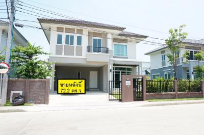 บ้านเดี่ยว 7500000 กรุงเทพมหานคร เขตบางแค หลักสอง