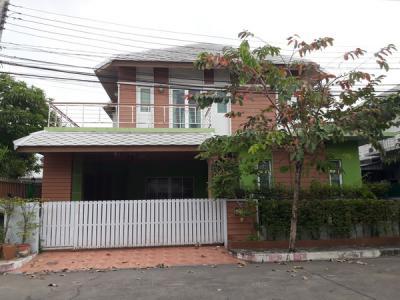 บ้านเดี่ยว 6500000 ปทุมธานี ธัญบุรี ประชาธิปัตย์