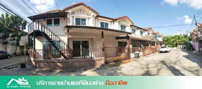 ทาวน์เฮาส์ 2650000 ปทุมธานี ธัญบุรี ประชาธิปัตย์