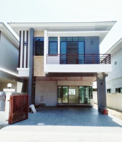 บ้านโครงการใหม่ 5500000 นนทบุรี เมืองนนทบุรี บางกร่าง