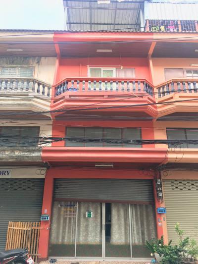 อาคารพาณิชย์ 12000 ชลบุรี บางละมุง หนองปรือ
