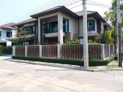 บ้านเดี่ยว 23000000 กรุงเทพมหานคร เขตคันนายาว คันนายาว