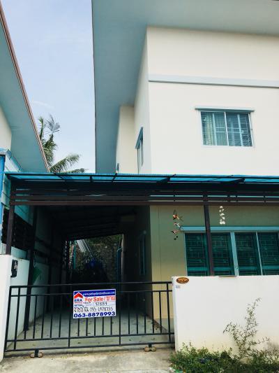 บ้านแฝดสองชั้น 1800000 ชลบุรี ศรีราชา บ่อวิน