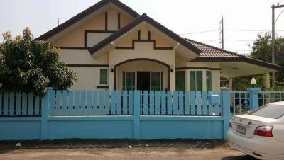 บ้านเดี่ยว 2700000 ชลบุรี พานทอง หนองตำลึง