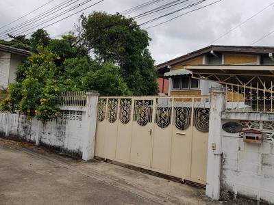 บ้านเดี่ยว 23000000 กรุงเทพมหานคร เขตราษฎร์บูรณะ บางปะกอก