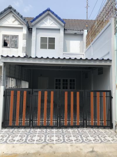 ทาวน์เฮาส์ 950000 ราชบุรี โพธาราม บ้านสิงห์