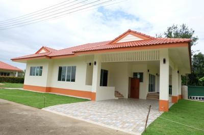 บ้านเดี่ยว 3100000 เชียงใหม่ ดอยสะเก็ด ตลาดขวัญ