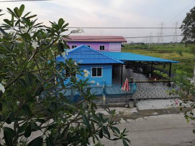 บ้านเดี่ยวสองชั้น 3650000 กรุงเทพมหานคร เขตคลองสามวา สามวาตะวันออก