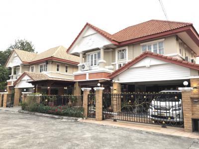 บ้านเดี่ยว 25000000 กรุงเทพมหานคร เขตประเวศ ประเวศ