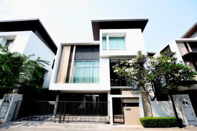 บ้านเดี่ยว 27500000 กรุงเทพมหานคร เขตสวนหลวง สวนหลวง