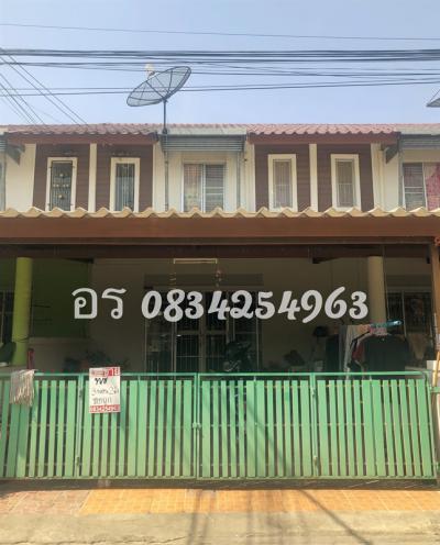 ทาวน์เฮาส์ 1800000 ชลบุรี เมืองชลบุรี นาป่า