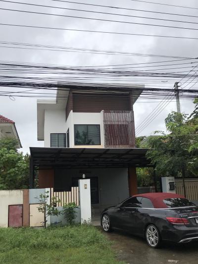 บ้านเดี่ยวสองชั้น 0 เชียงใหม่ สันกำแพง ต้นเปา