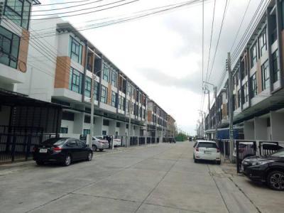 อาคารพาณิชย์ 27000 กรุงเทพมหานคร เขตมีนบุรี มีนบุรี